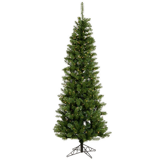 Vickerman 9 1/2 Foot Pre-Lit Christmas Tree