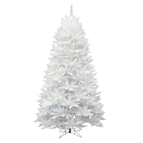 Jc Penney Christmas Trees: Vickerman Christmas Tree, Color: Sparkle White