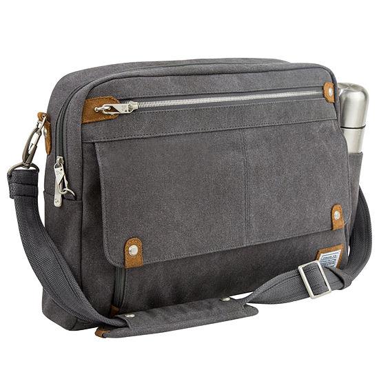 Travelon Anti-Theft Heritage Messenger Bag