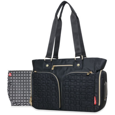 Fisher-Price Quilted Diaper Bag