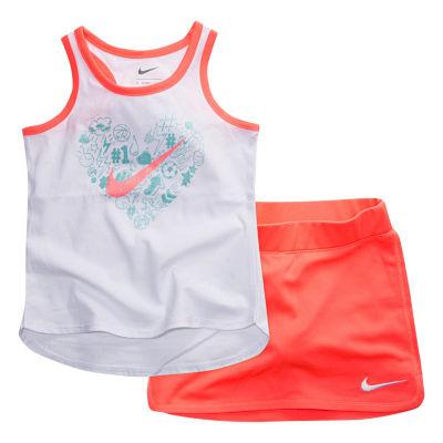Nike 2-pack Skirt Set Toddler Girls