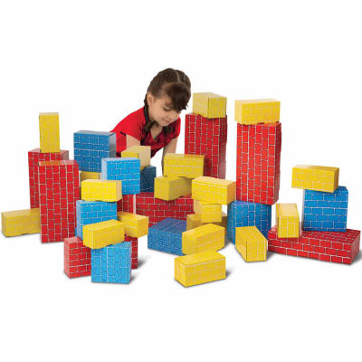 Melissa & Doug 40-pc. Building Blocks