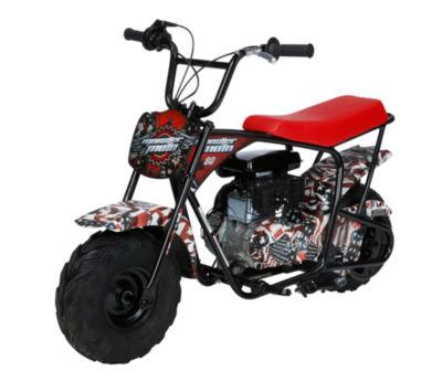 Monster Moto Classic Mini Bike 80cc American Flag