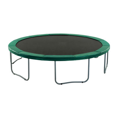 Upper Bounce Super Trampoline Replacement Safety Pad (Spring Cover) Fits for 15 FT. Round Frames - Green