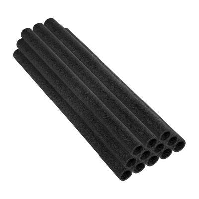 Upper Bounce 37 Inch Trampoline Pole Foam sleeves-fits for 1Inch Diameter Pole - Set of 12