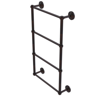 Allied Brass Que New Collection 4 Tier 24 Inch Ladder Towel Bar