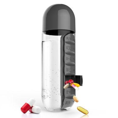 In Style Pill Organzier Bottle