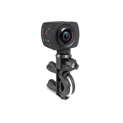AXESS 1080p HD 360 Degree Sports and Action Camera with Waterproof Housing, Accessories and Built-in Wi-Fi Control