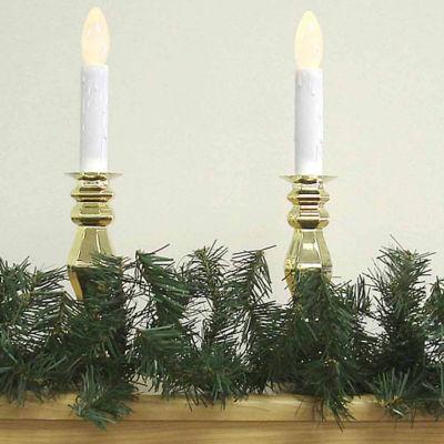 "9' X 6"" Mini Pine Artificial Christmas Garland - Unlit"""