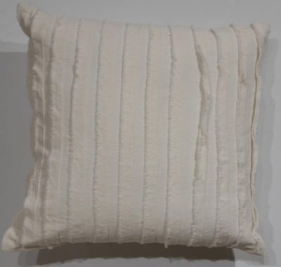 Lita Striped Crepe Throw Pillow