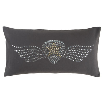 Andrew Charles By Rizzy Home Harrison Star Pattern Filled Pillow