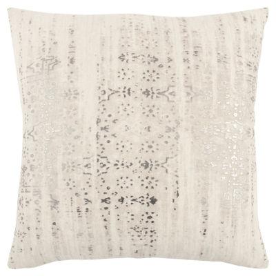 Rizzy Home Gabriel Stripe Pattern Filled Pillow