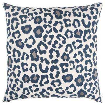 Andrew Charles By Rizzy Home Jacob Animal Pattern Filled Pillow