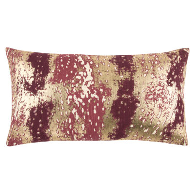 Rizzy Home Matthew Abstract Pattern Filled Pillow