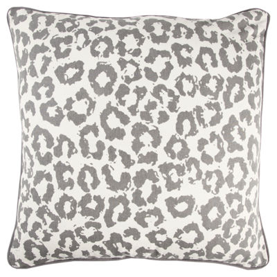 Andrew Charles By Rizzy Home Mason Animal Pattern Filled Pillow