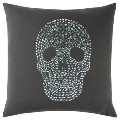 Andrew Charles By Rizzy Home Maxwell Novelty Pattern Filled Pillow