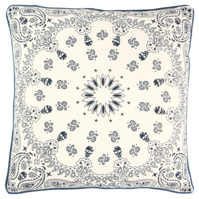 Andrew Charles By Rizzy Home Vincent Various Pattern Filled Pillow