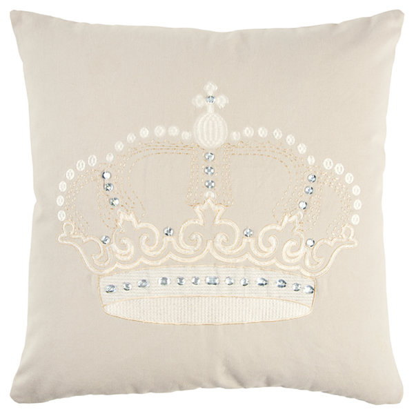 Andrew Charles By Rizzy Home Weston Novelty Pattern Filled Pillow
