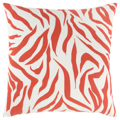 Andrew Charles By Rizzy Home William Animal Pattern Filled Pillow