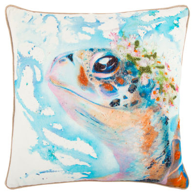 Mariah Parris By Rizzy Home Calvin Animal Pattern Filled Pillow