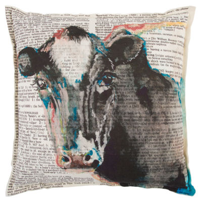 Mariah Parris By Rizzy Home Preston Animal Pattern Filled Pillow