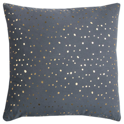 Rachel Kate By Rizzy Home Benjamin Dots Pattern Filled Pillow