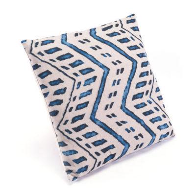 Ikat II Throw Pillow