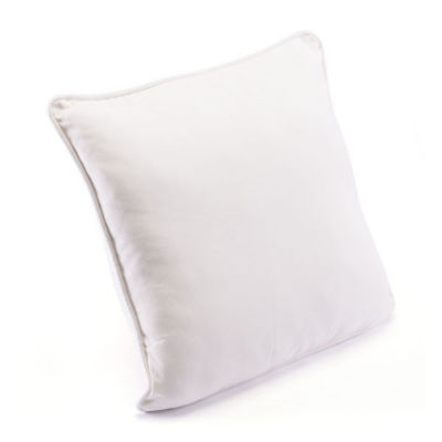 Ivory Throw Pillow Ivory