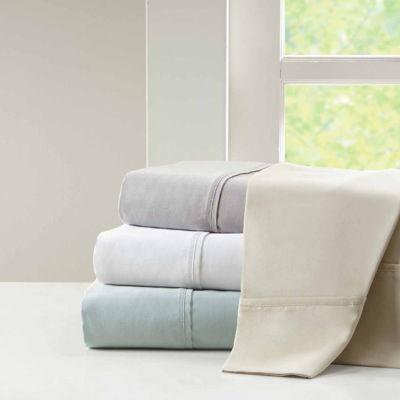 Madison Park 1500tc Luxury Soft Cotton Easy Care Sheet Set