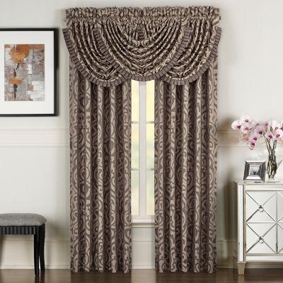 Queen Street Antonia 2-Pack Jacquard Curtain Panels
