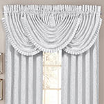 Queen Street Antonia Waterfall Swag Valance