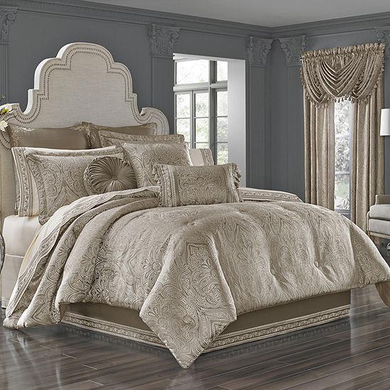 Queen Street Christina 4-pc. Heavyweight Comforter Set