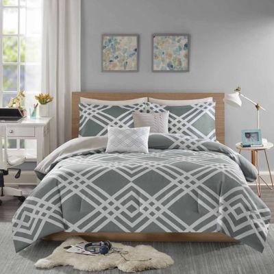 Intelligent Design Jaymie Ultra Soft Microfiber Comforter Set