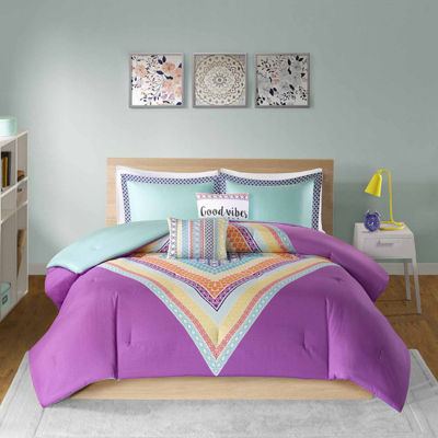 Intelligent Design Presley Ultra Soft Microfiber Comforter Set