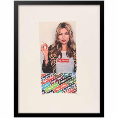 Fairchild Paris Supreme Framed Wall Art - Kate Moss