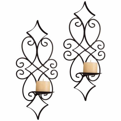 Danya B. Casablanca Candle Sconce Set