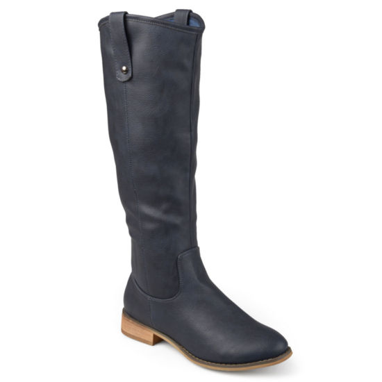 Journee Collection Taven-Xwc Womens Riding Boots