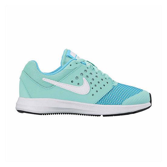 Nike Downshifter 7 Girls Running Shoes - Little Kids