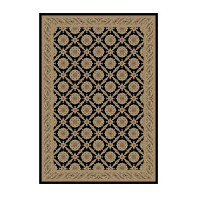 Concord Global Trading Imperial Collection Aubosson Area Rug