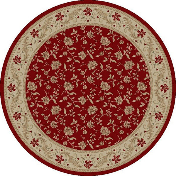 Concord Global Trading Imperial Collection Serenity Round Area Rug