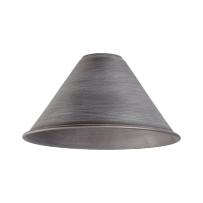 Cast Iron Pipe Optional Cone Shade