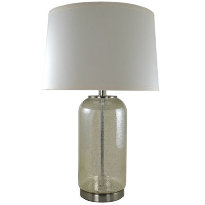 FirsTime® Afton Glass Cylinder Table Lamp