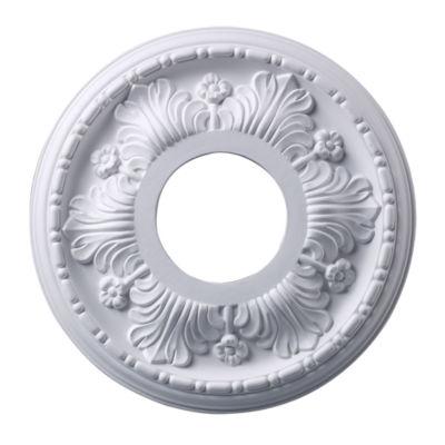 Acanthus 11-Inch Medallion