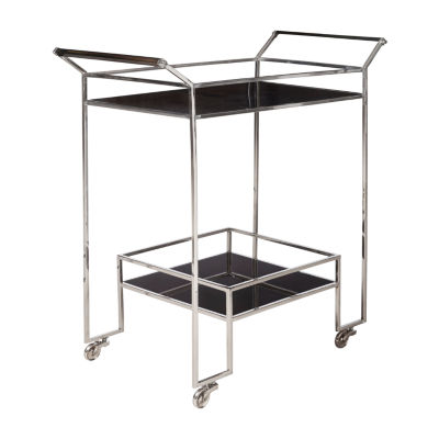 Naya Steel Bar Cart