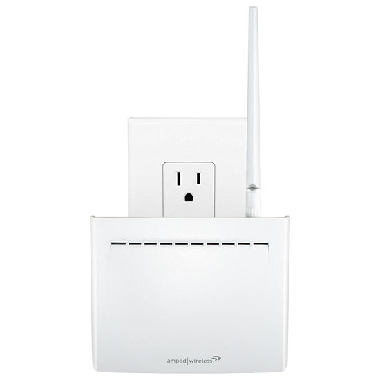Amped Wireless Rec22a High Power Ac1200 Plug In Wi Fi Range Extender
