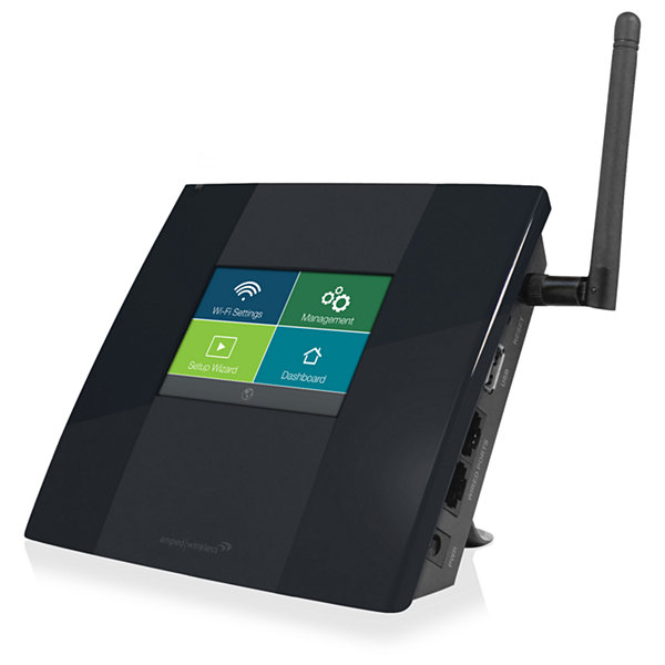 Amped Wireless TAP-EX High Power Touch Screen Wi-Fi Range Extender