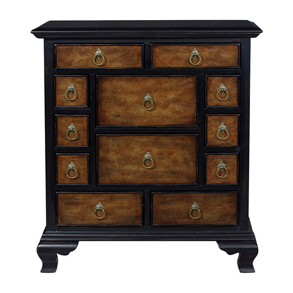 Millicent Two Tone Drawer Chest
