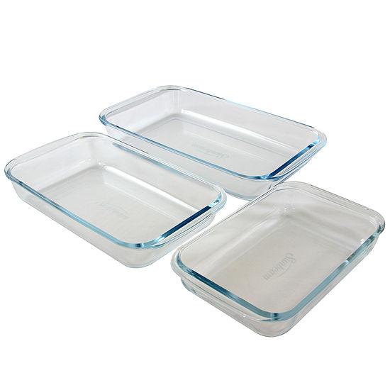 Everyday Casseroles 3-Piece Bakeware Set