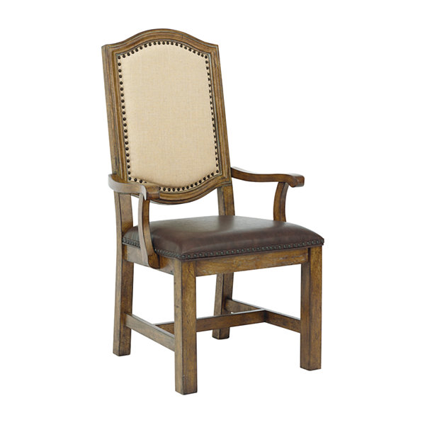 American Attitude Wide Frame Arm Chair