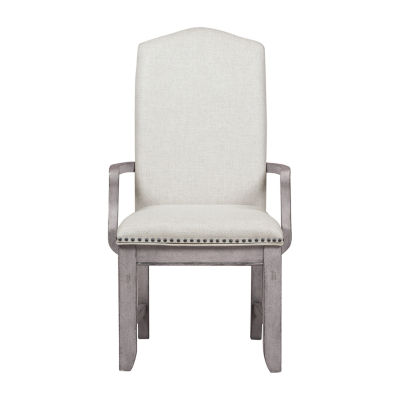 Prospect Hill Upholstered Back Arm Chair